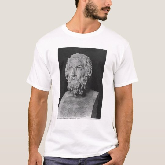 Bust of Homer, Hellenistic period T-Shirt
