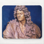 Bust of Jean Baptiste Lully Mouse Pad