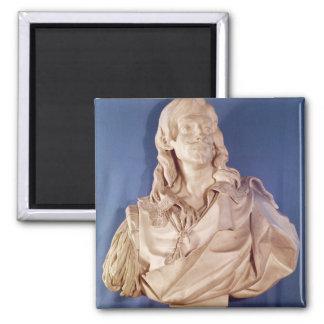 Bust of Jean de Rotrou  1783 Magnet