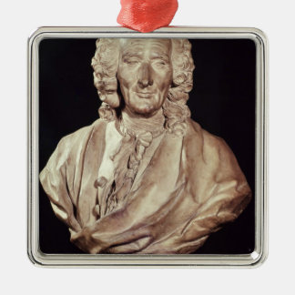 Bust of Jean-Philippe Rameau  1760 Christmas Tree Ornament
