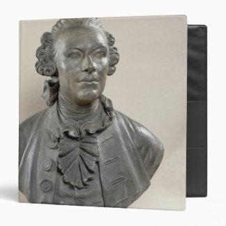 Bust of Johan Georg Wille Binder