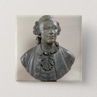 Bust of Johan Georg Wille Button