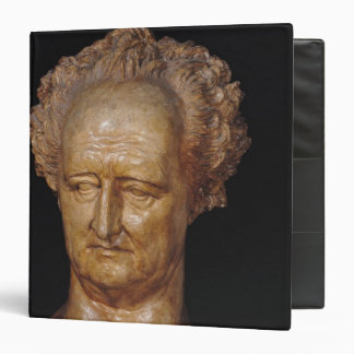 Bust of Johann Wolfgang von Goethe , 1831 Binder
