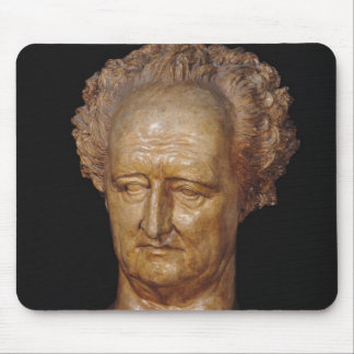 Bust of Johann Wolfgang von Goethe , 1831 Mouse Pad