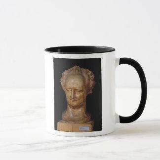 Bust of Johann Wolfgang von Goethe , 1831 Mug