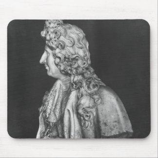 Bust of Jules Hardouin Mansart, 1698 Mouse Pad