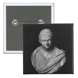 Bust of Julia Mamaea Pinback Buttons