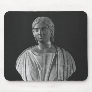 Bust of Julia Mamaea Mouse Pad