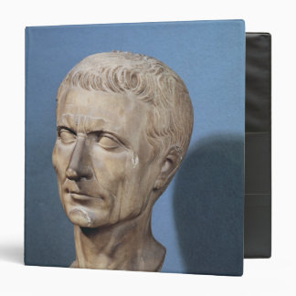 Bust of Julius Caesar 3 Ring Binders
