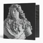 Bust of Louis de France Binders