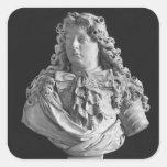 Bust of Louis de France Stickers