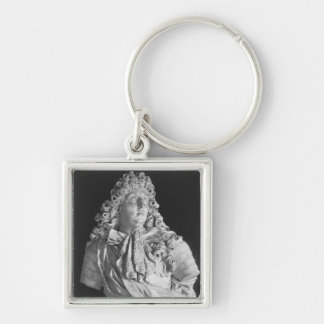 Bust of Louis XIV  1679 Key Chains