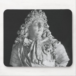Bust of Louis XIV  1679 Mouse Pad