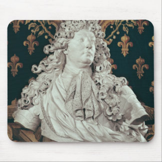 Bust of Louis XIV  1686 Mouse Pad