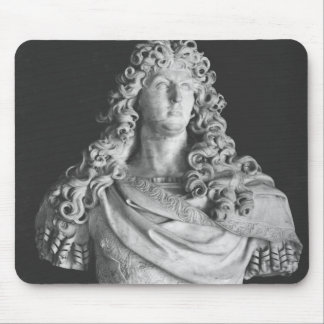Bust of Louis XIV  c.1678-81 Mouse Pad
