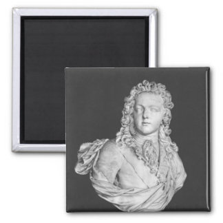 Bust of Louis XV  1719 Magnets