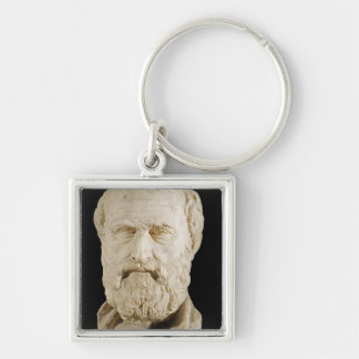 Bust of Lysias Key Chain