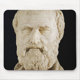 Bust of Lysias Mouse Pad