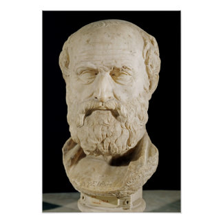 Bust of Lysias Print