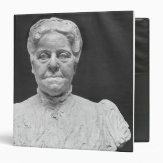 Bust of Madame Marie Laurent 3 Ring Binder