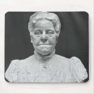 Bust of Madame Marie Laurent Mouse Pad