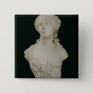 Bust of Madame Sabatier, 1847 Button