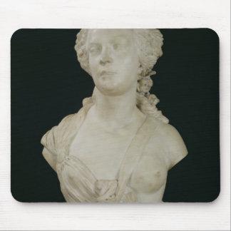 Bust of Madame Sabatier, 1847 Mousepad