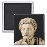 Bust of Marcus Aurelius Refrigerator Magnets