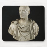 Bust of Marcus Claudius Tacitus Mousepad