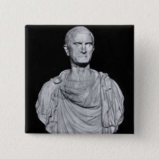 Bust of Marcus Licinius Crassus Button