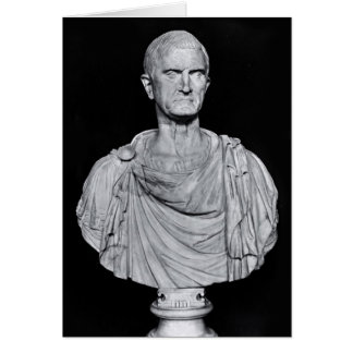 Bust of Marcus Licinius Crassus Card