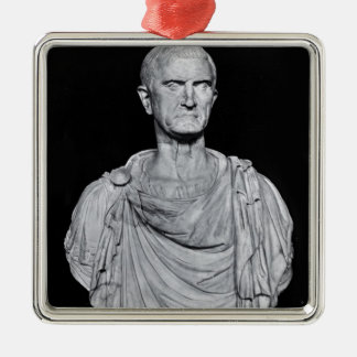 Bust of Marcus Licinius Crassus Metal Ornament