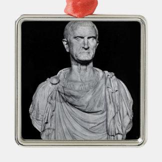 Bust of Marcus Licinius Crassus Metal Ornament