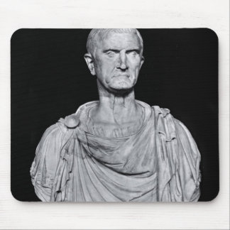 Bust of Marcus Licinius Crassus Mouse Pad