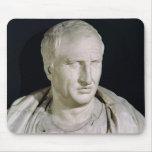 Bust of Marcus Tullius Cicero Mouse Pad