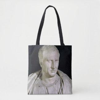 Bust of Marcus Tullius Cicero Tote Bag