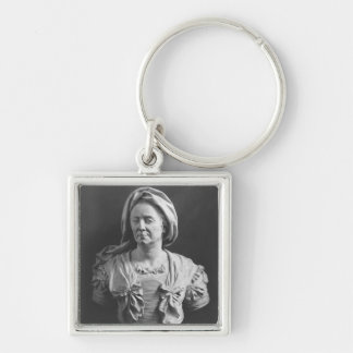 Bust of Marie Serre Keychain