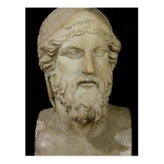 Bust of Miltiades  480-336 BC Postcard