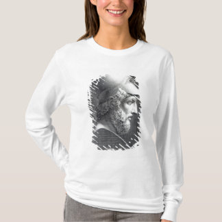 Bust of Pericles, engraved by Giuseppe Cozzi T-Shirt