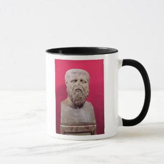 Bust of Plato  copy of a 4th century BC original Mug