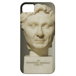 Bust of Pompey (106-48 BC) c.60 BC (marble) iPhone SE/5/5s Case