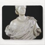 Bust of Princess Mathilde  c.1862-63 Mouse Pad