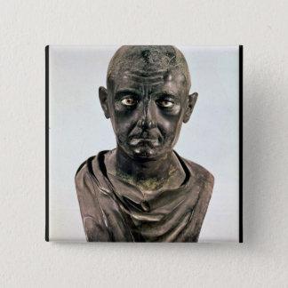 Bust of Publius Cornelius Scipio 'Africanus' Button