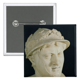Bust of Pyrrhus Button