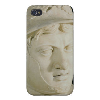 Bust of Pyrrhus iPhone 4 Covers