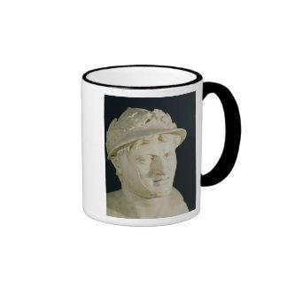 Bust of Pyrrhus Ringer Mug