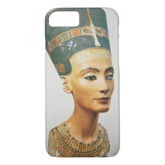 Bust of Queen Nefertiti, from the studio of the sc iPhone 8/7 Case
