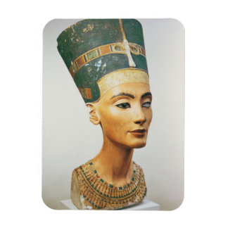 Bust of Queen Nefertiti, from the studio of the sc Magnet