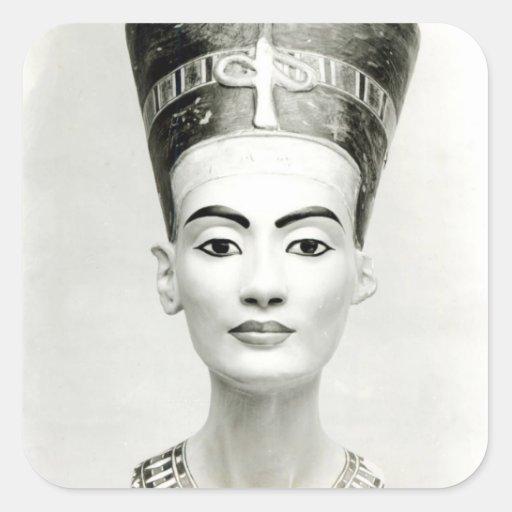 Bust of Queen Nefertiti Sticker