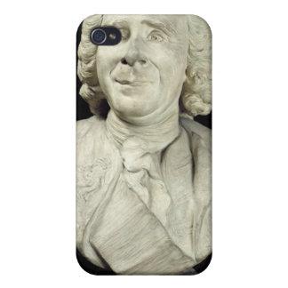 Bust of Rene Antoine Ferchault de Reaumur  1751 iPhone 4/4S Cover